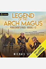 Legend of the Arch Magus: Publisher's Pack: Legend of the Arch Magus, Book 1-2 Audible Audiobook