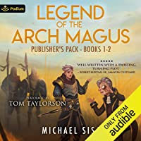 Legend of the Arch Magus: Publisher's Pack: Legend of the Arch Magus, Book 1-2