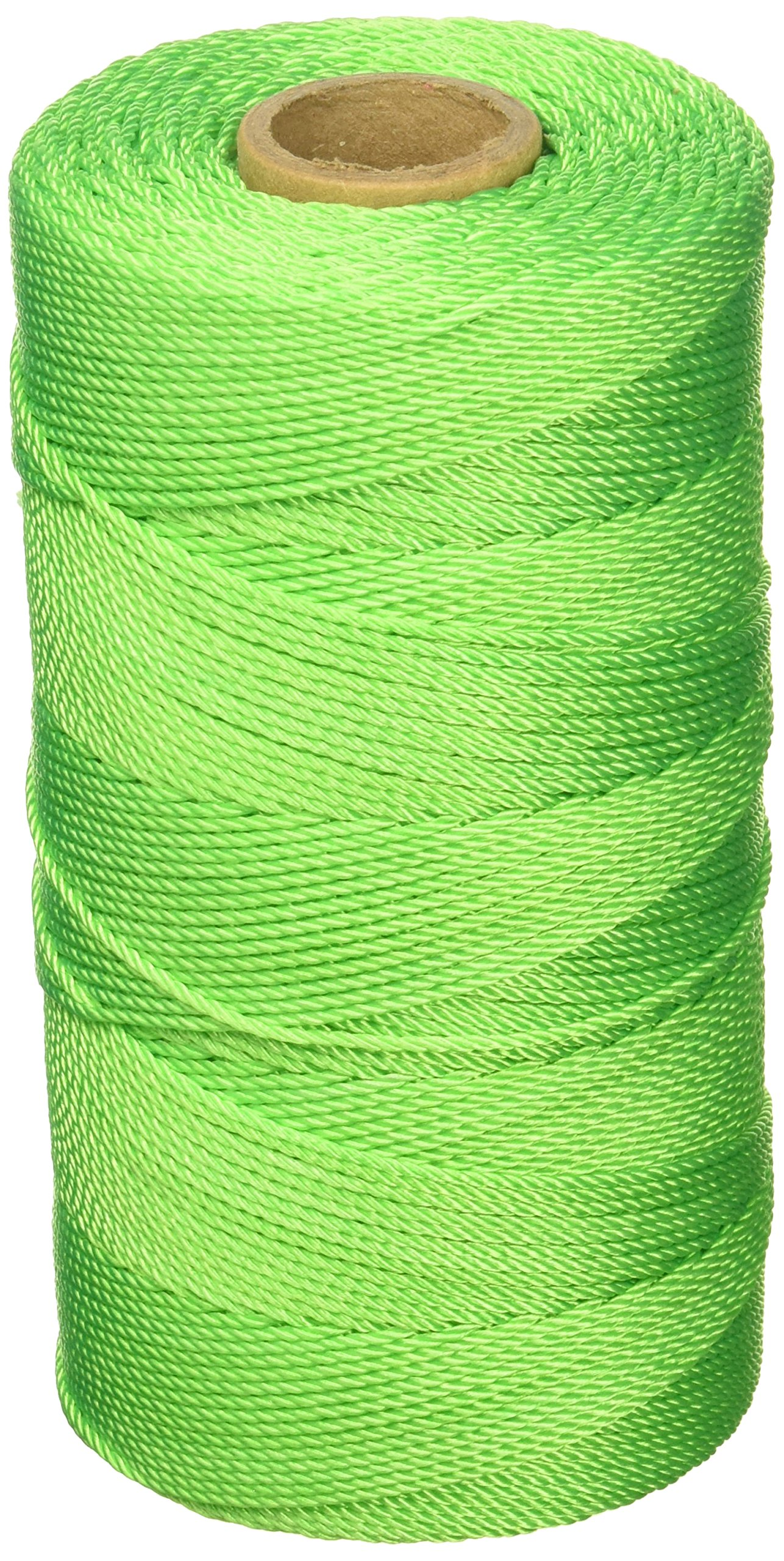 Keson GT1090 18 Gauge Twisted Nylon Mason Twine, Green, 1,090-Foot