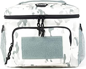 HSD Tactical Lunch Bag Lunch Box with MOLLE//PALS Webbing,... Insulated Cooler