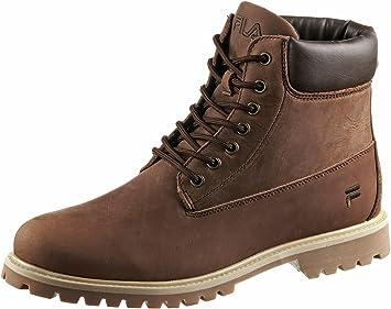 fila boots herren braun
