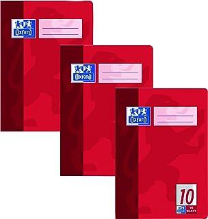 DIN A6 Notizbuch 160 Seiten Kladde 10,5 x 14,8 cm kariert ca