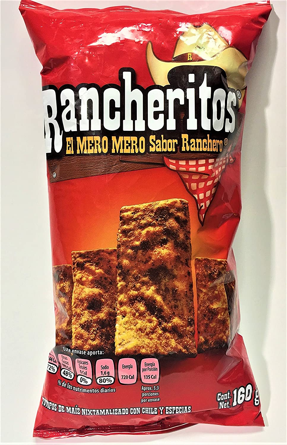 Sabritas Botanas Mexicanas (Rancheritos, Big)