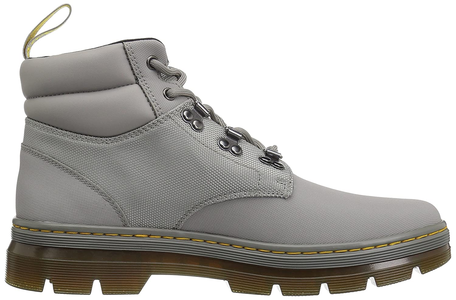 Dr. Martens Rakim Fashion UK Boot B0721F5QQK 4 Medium UK Fashion (US Women's 6 US)|Grey b89912