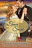 Town Social (The Homespun Hearts Series, Book 2)