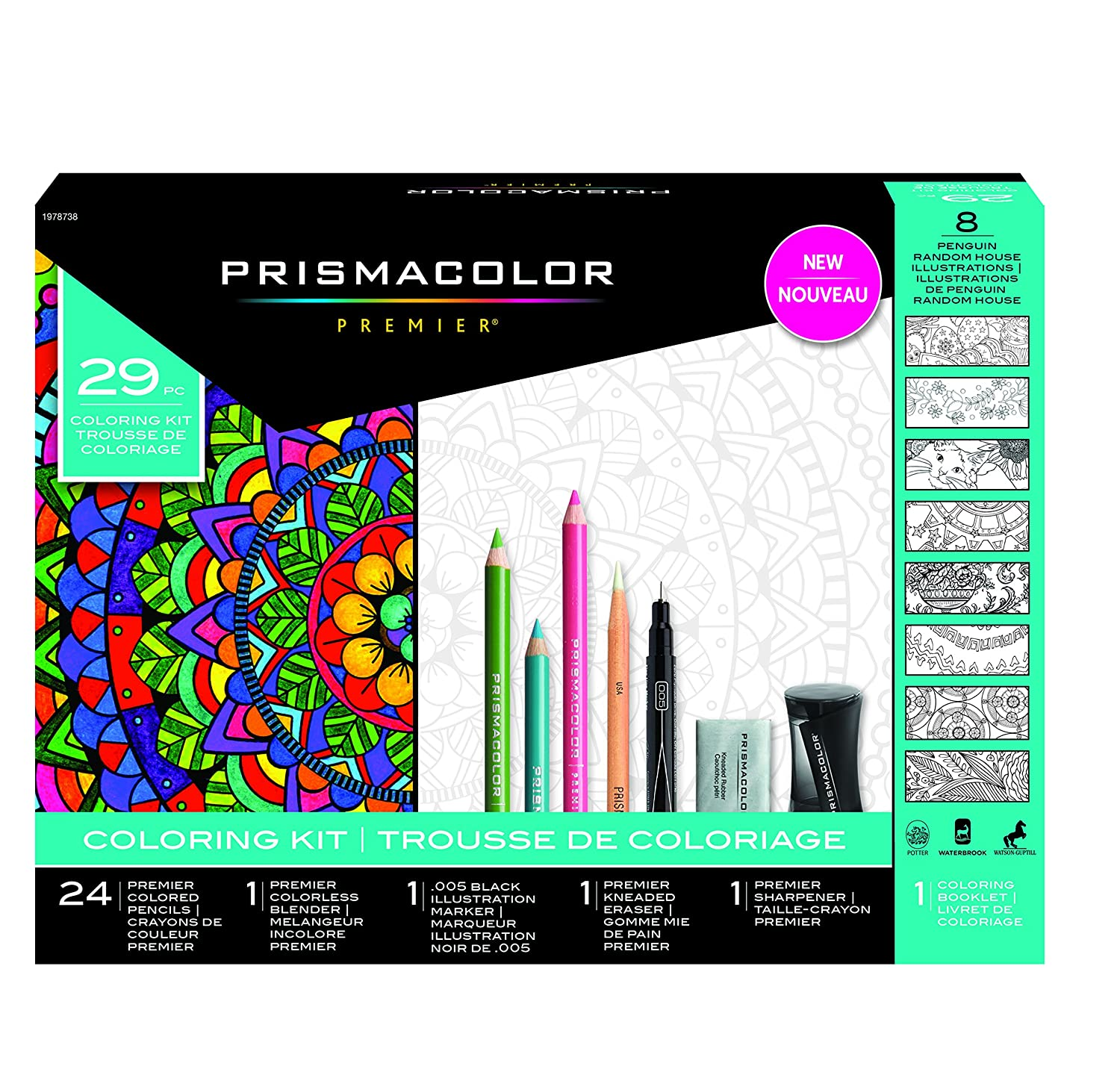 Prismacolor Complete Toolkit Amazonca Office Products