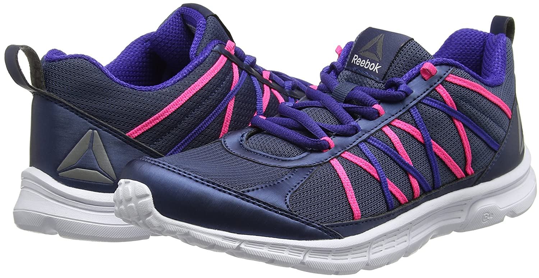 BD5578, Zapatillas de Trail Running para Mujer, Azul (Royal Slate/Pigment Purple/Poison Pink/W), 35 EU Reebok