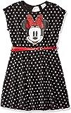 Disney Girls' Minnie Mouse Dress with Belt