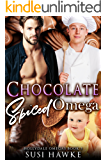 Chocolate Spiced Omega: an M/M Omegaverse Mpreg Romance (The Hollydale Omegas Book 5) (English Edition)