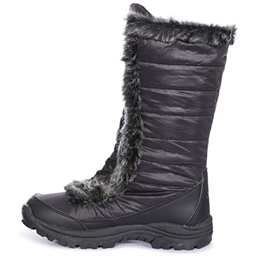 603d972763207 Trespass Womens/Ladies Coretta Waterproof Warm Winter Snow Boots:  Amazon.co.uk: Sports & Outdoors