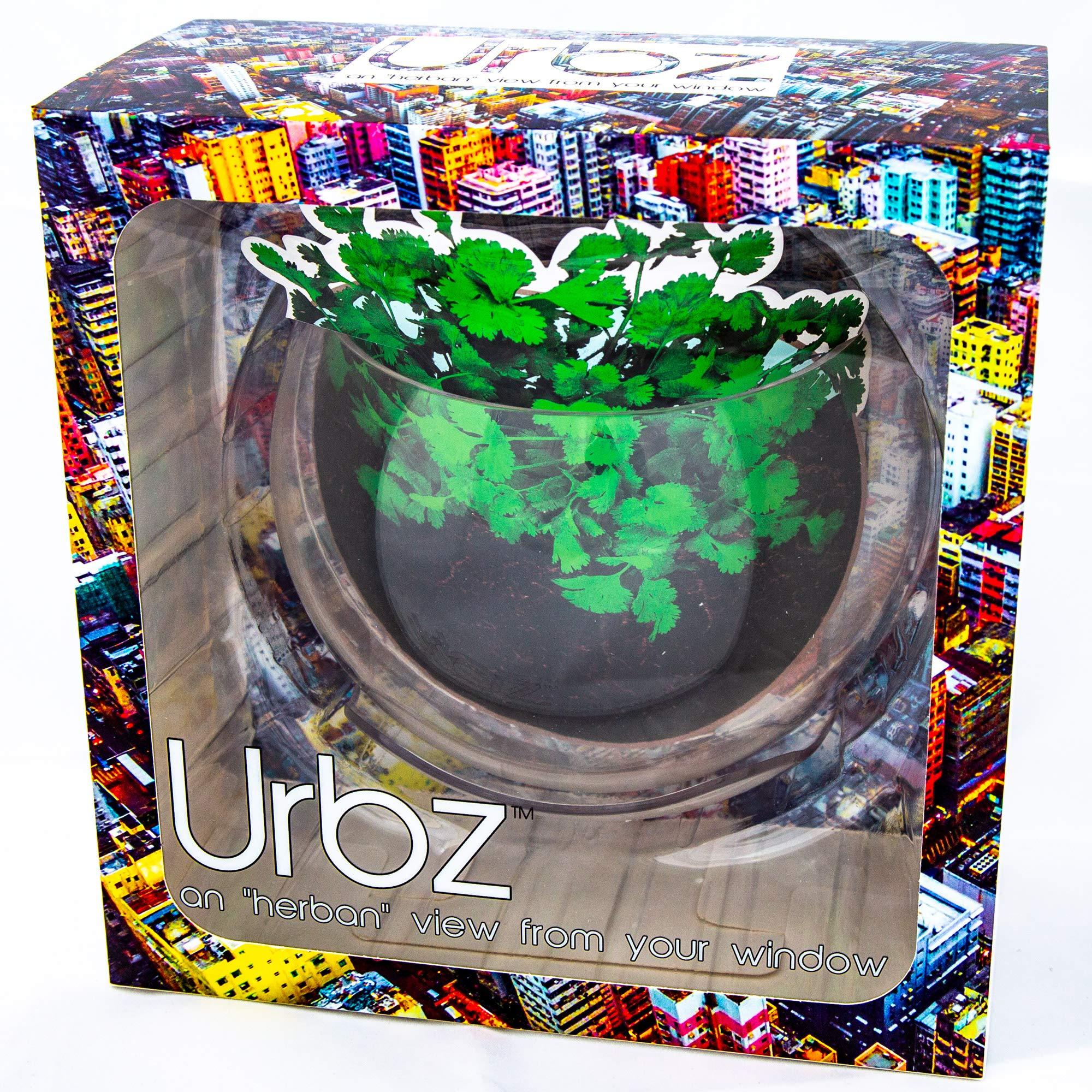 Urbz Window Planter (Crystal Clear)