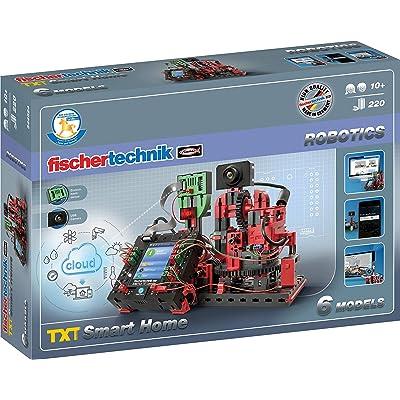 fischertechnik Robotics TXT Smart Home Robotics Construction Set, Multi,: Toys & Games