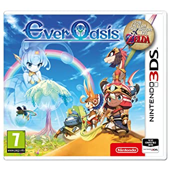 Ever Oasis (Nintendo 3DS): Amazon co uk: PC & Video Games