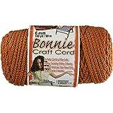 Pepperell 6mm Bonnie Macramé Craft Cord, 100-Yard 锈色