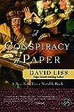 A Conspiracy of Paper: A Novel (Benjamin Weaver)