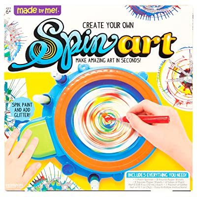 Made By Me Spin Art by Horizon Group USA: Toys & Games