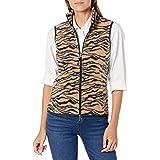 Amazon Essentials Women's Classic Fit Sleeveless Full-Zip Polar Soft Fleece Vest