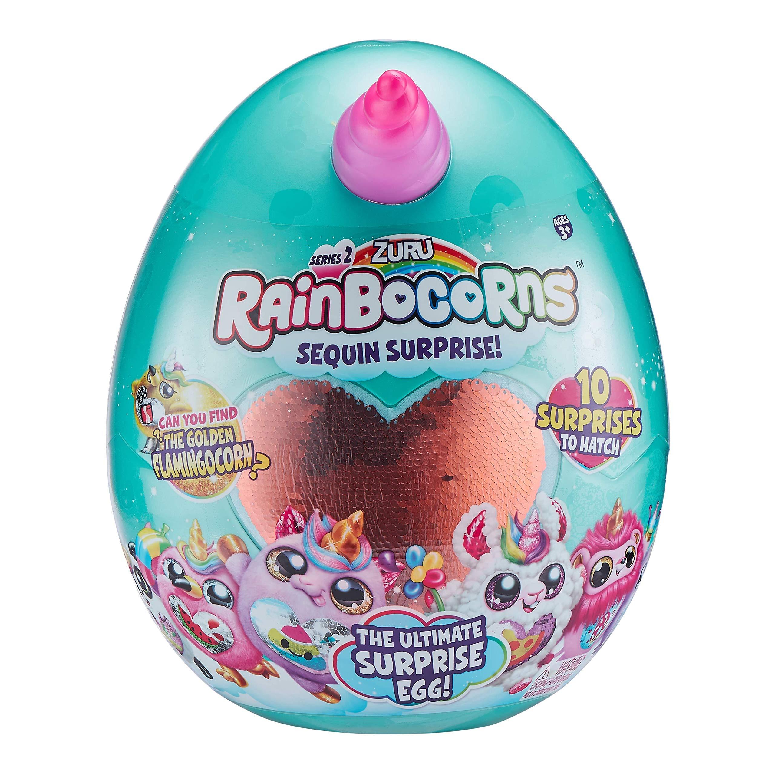 Rainbocorns Series 2 Ultimate Surprise Egg by ZURU by Rainbocorns