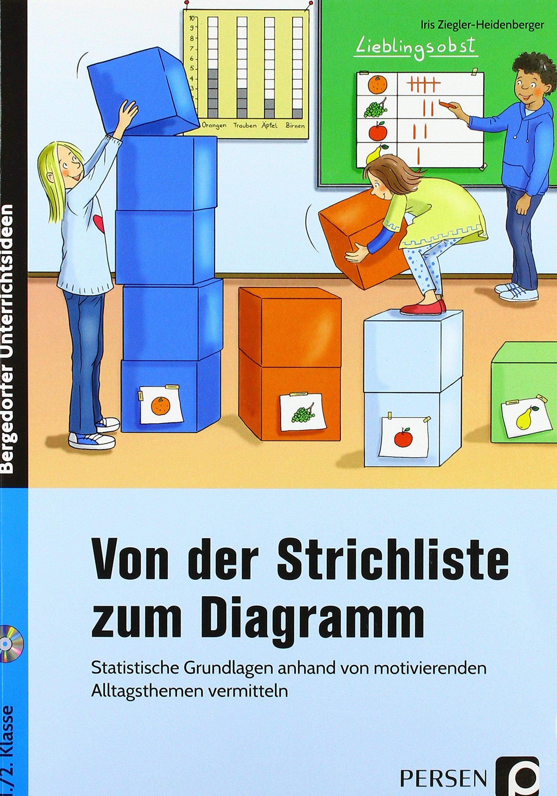 Von der Strichliste zum Diagramm: Statistische Grundlagen anhand von ...