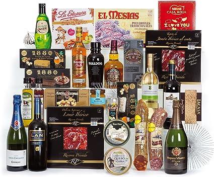 Regalo de Navidad Lote Navideño - 27 Productos: Amazon.es: Alimentación y bebidas