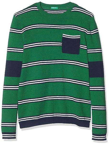 United Colors of Benetton Camiseta de Manga Larga para Niños ...