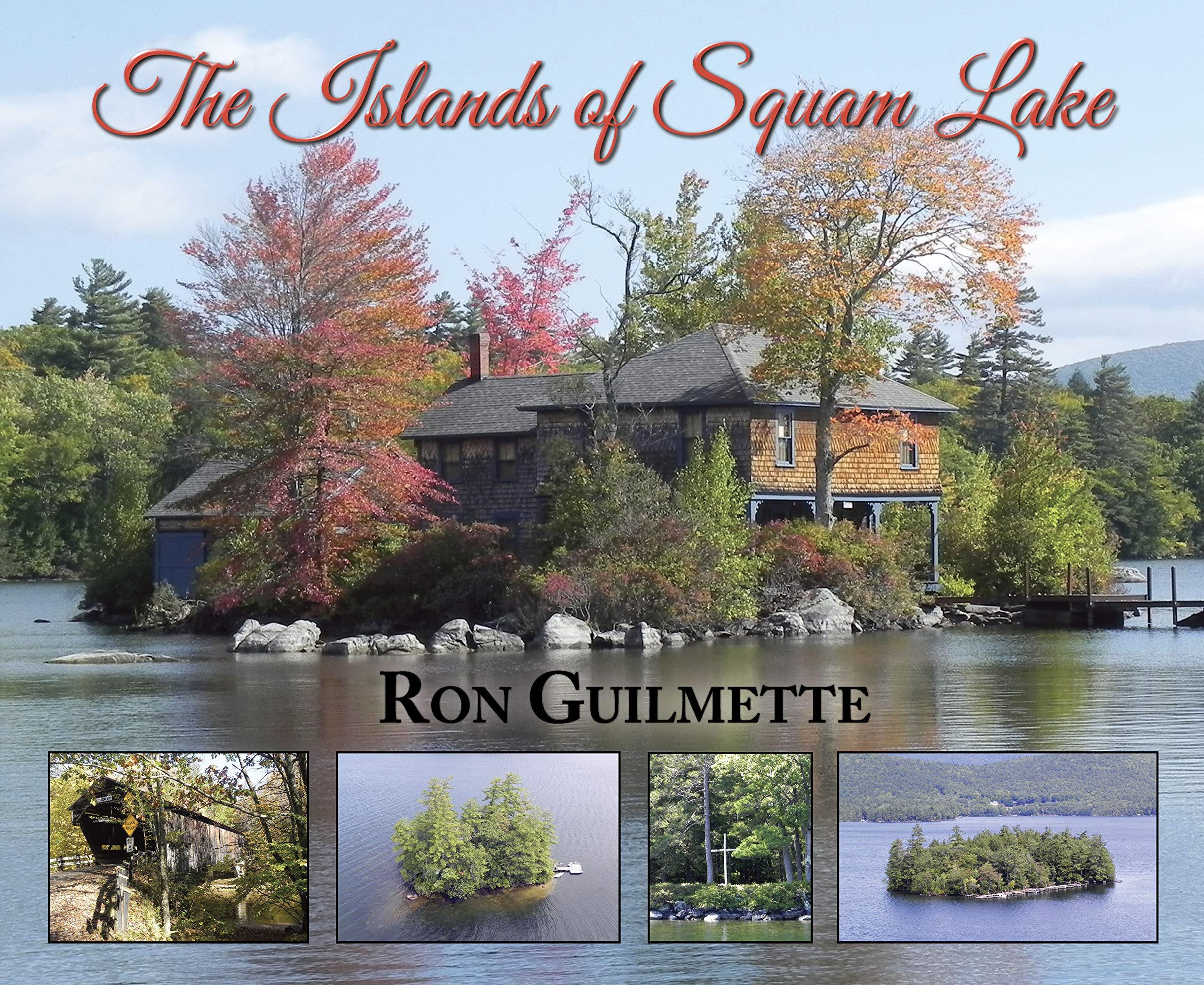 Squam Lake, Islands of: Amazon.es: Guilmette, Ron: Libros en ...