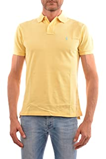 Polo Ralph Lauren Mens Custom Slim Fit Polo Shirt