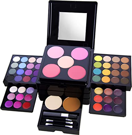 The Color Workshop Maquillaje Compacto Profesional - 1 pack ...