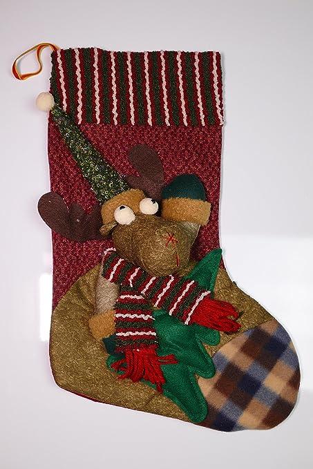9970f277a3 Amazon.com  Christmas Stocking