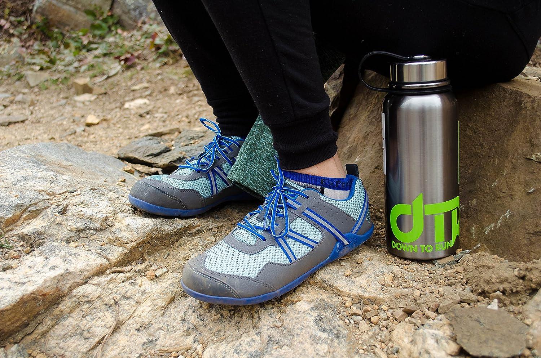 Xero Shoes Prio - Road Minimalist Barefoot Trail and Road - Running Shoe - Fitness, Athletic Zero Drop Sneaker - Women's B079XX8279 8 B(M) US|Black 889fa3