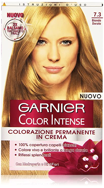 Garnier - Color Intense Colorazione Permanente in Crema 1716a257dca9