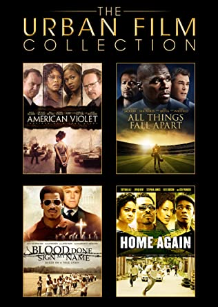 Amazoncom Urban Film Collection American Violet All Things Fall