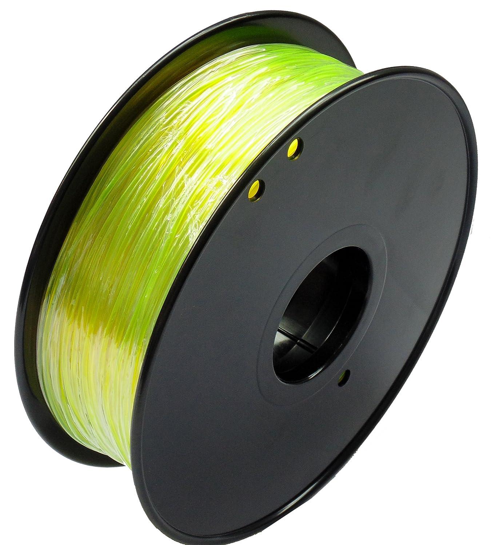 Suministros de impresión 3D PETG Filamento flexible 1,75 mm ...