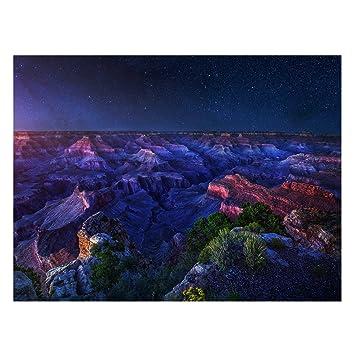 Bilderwelten Pizarra magnética - Grand Canyon Night ...
