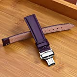 Watch Strap 12mm Leather Watch Band Strap