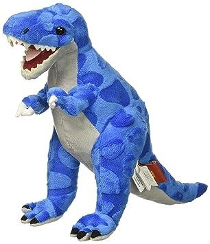 Amazon Com Tyrannosaurus Rex 9 Tall Plush T Rex Dinosaur Stuffed