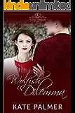 A Wolfish Dilemma: A Sweet Romance (A Fairly Western Tale Book 2)