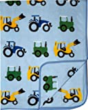 Tractor Ted Fleece Blanket by Tractor Ted
