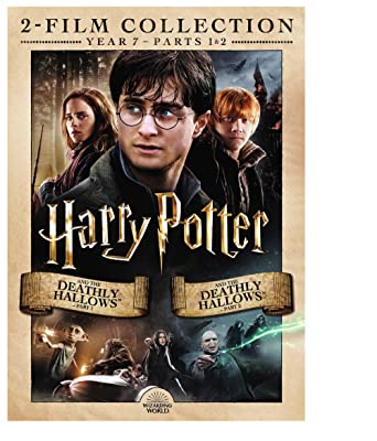 Harry Potter And The Deathly Hallows Parts 1 And 2 2pk Amazon De Dvd Blu Ray