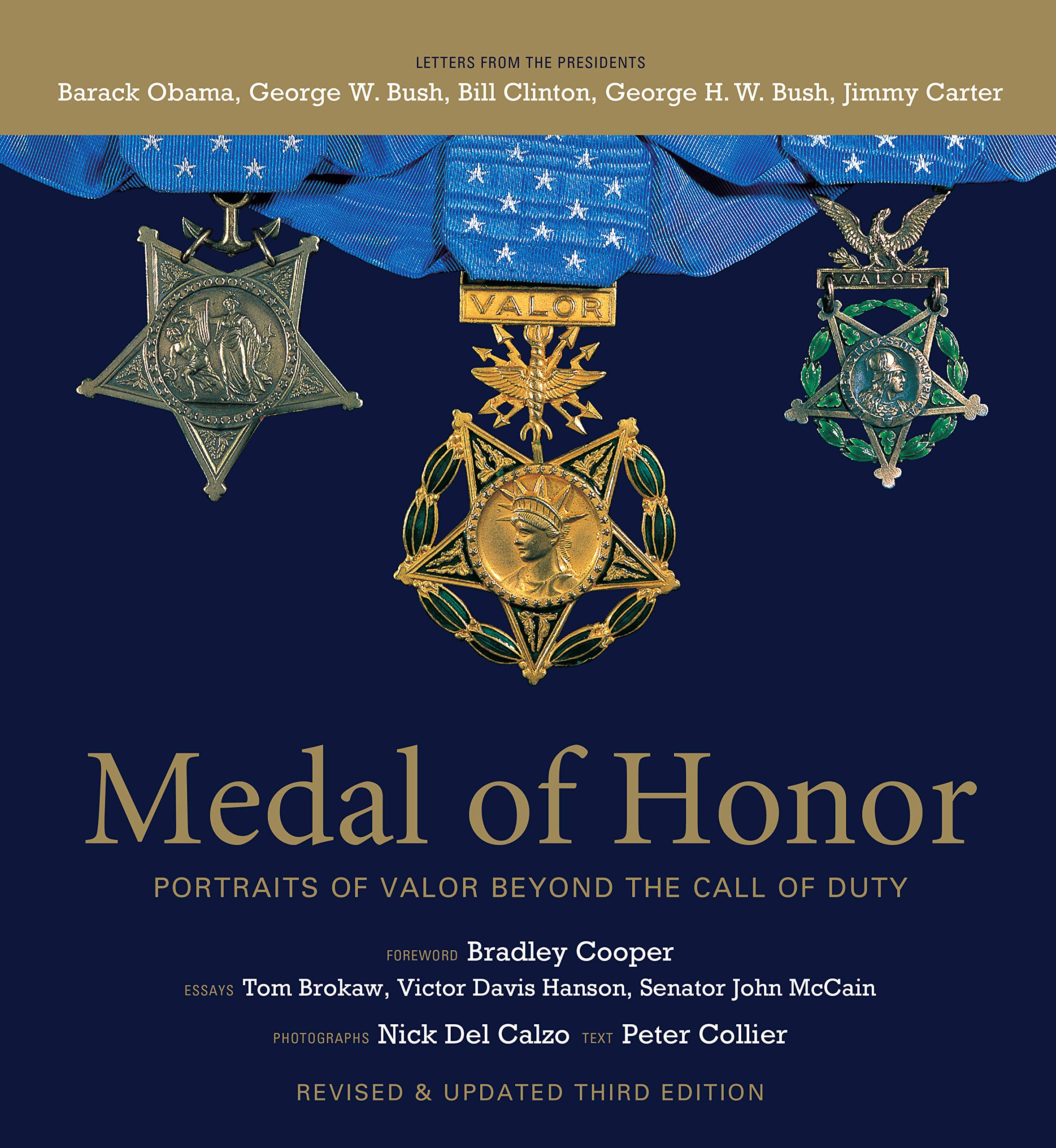 Medal of Honor, Revised & Updated Third Edition: Portraits of Valor Beyond the Call of Duty pdf epub