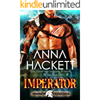 Imperator: A Scifi Alien Romance (Galactic Gladiators Book 11)