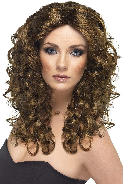 Smiffy's Glamourama Smiffy Fringe Wig
