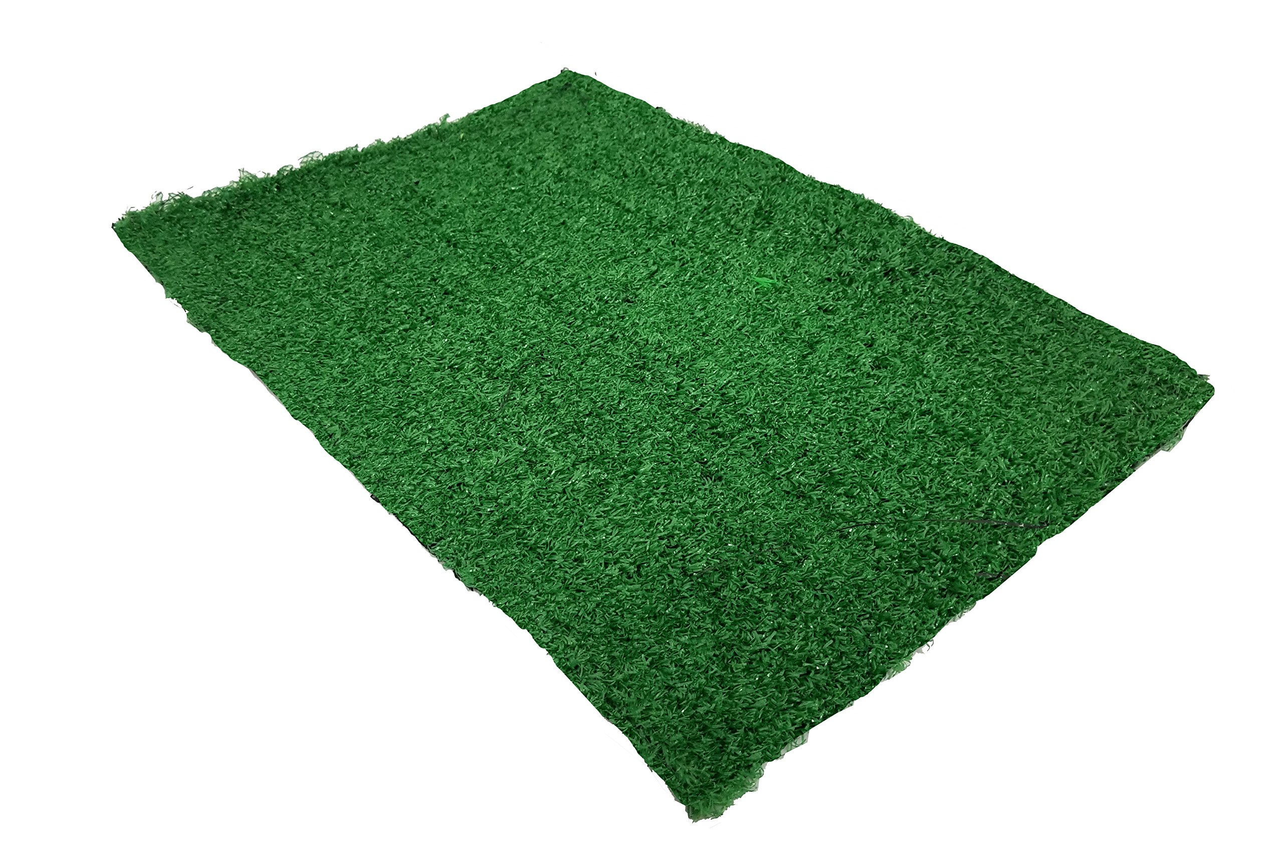 Replacement Synthetic Grass for Large Dog Potty Patch Pad 14''10''