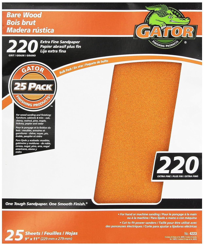 Amazon.com: ALI INDUSTRIES 4223 sandpaper-sheets 9