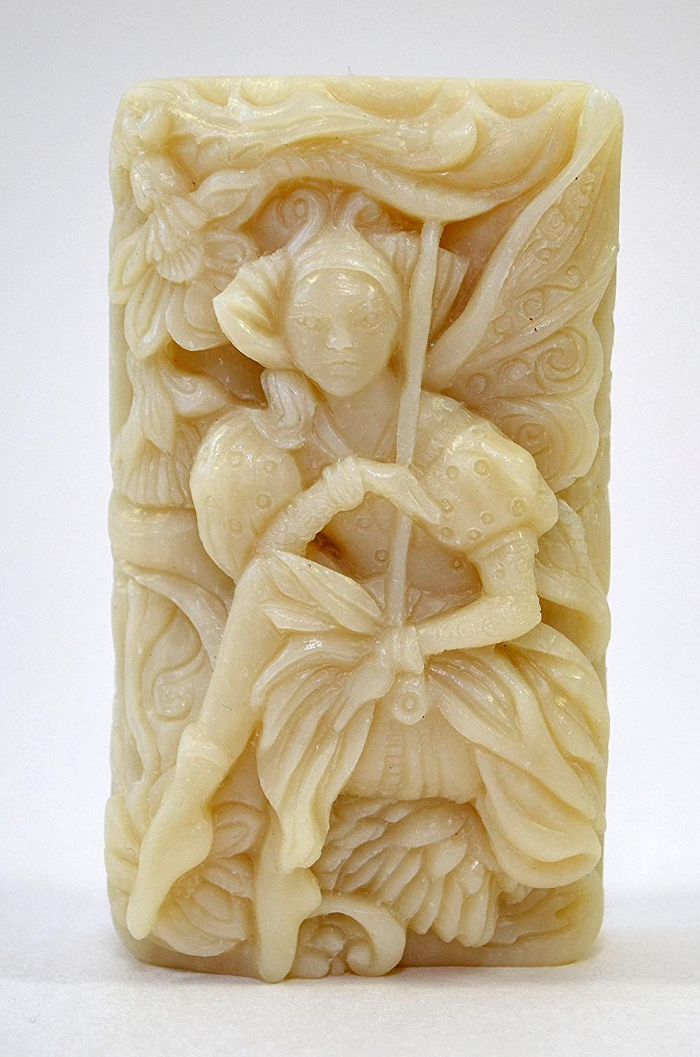 FAIRY MOLD SILICONE SOAP  WAX PLASTER CLAY RESIN
