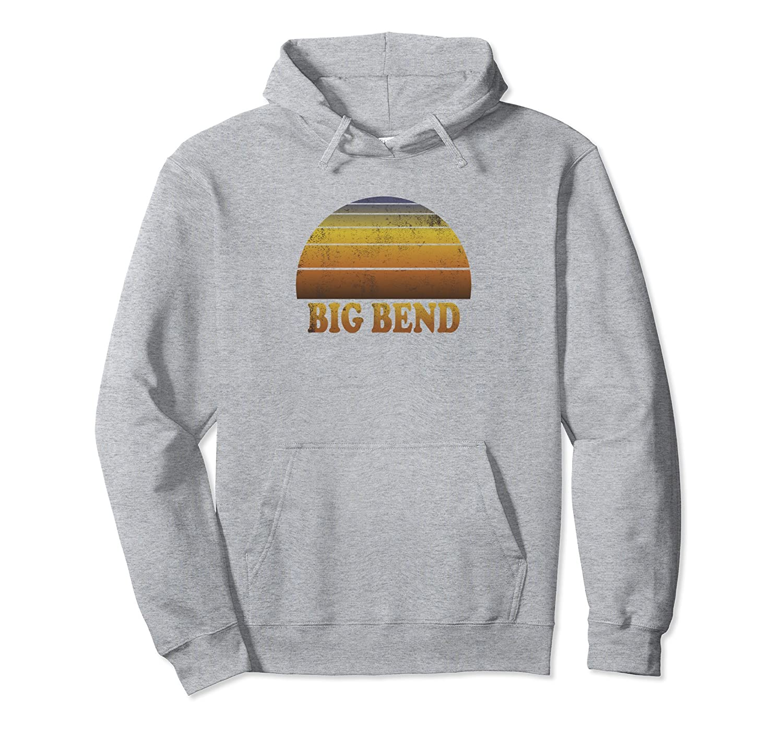 Big Bend National Park Hoodie Top Clothing Texas Hiking-TH