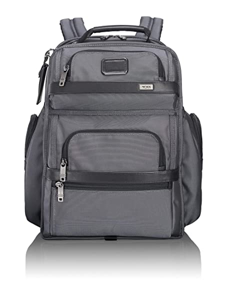 e1bb5e8f3 TUMI - Alpha 2 T-Pass Business Class Laptop Brief Pack - 15 Inch Computer  Backpack for Men and Women - Pewter: Amazon.ca: Luggage & Bags