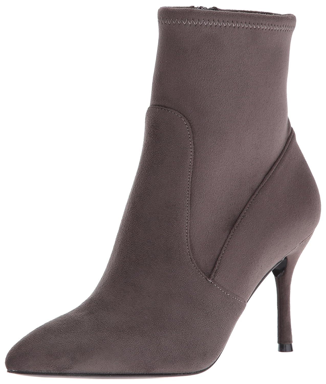 Nine West Women's Cadence Ankle Bootie B005A91GEA 9.5 M US|Dark Grey