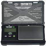 My Weigh T3400Triton, digitale Taschenwaage, Schwarz