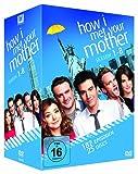 How I Met Your Mother - Season 1-8 Komplettbox (exklusiv bei Amazon.de) [25 DVDs]